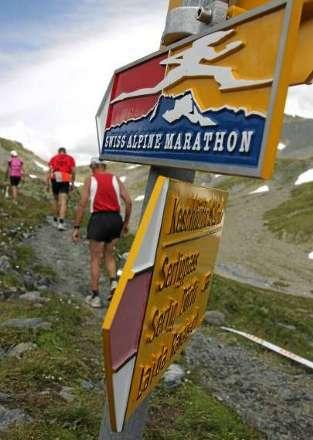 Der legendäre Berglauf in der Schweiz