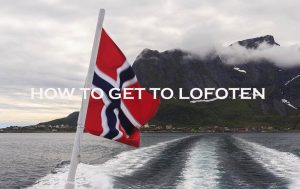 how to get to lofoten