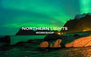 northern lights lofoten