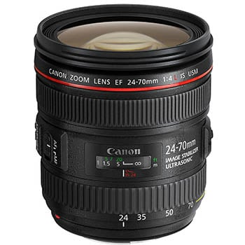 Canon EF 24-70mm f/4,0 L IS