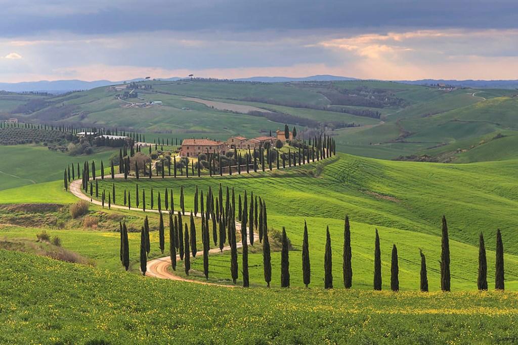 Tuscany photo tour. Baccoleno.
