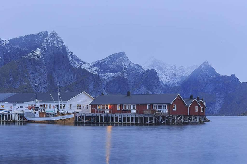 1 day photography workshop lofoten islands