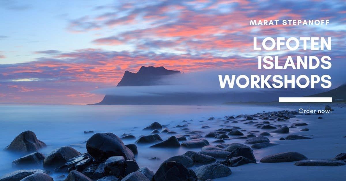 Lofoten Islands Workshops