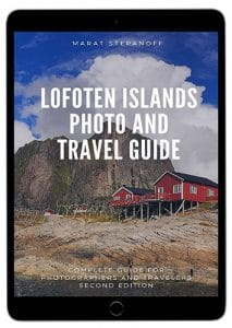 Lofoten Islands Photo and Travel Guide. Second edition on Ipad