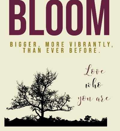 Bloom love yourself