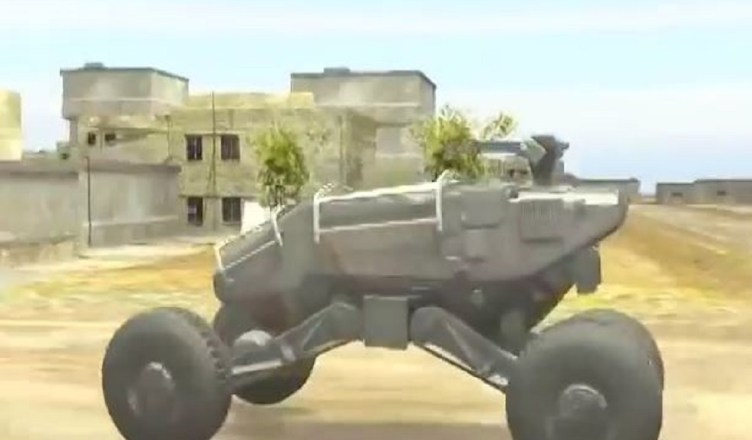 Ground X Vehicle Technology  (GVX-T)