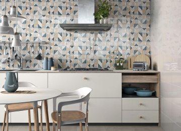 Mattonelle Mosaico Cucina | Bits Gres Porcellanato Effetto Mosaico ...