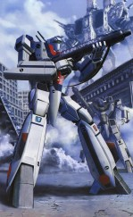 Robotech - Tenjin Hidetaka Art Works of Macross Valkyries (11)