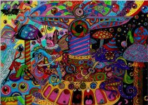 Psychedelic images (21)