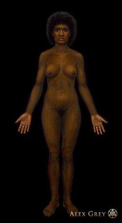Alex_Grey-African_Woman