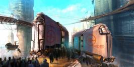 Concept Art Futuristic Cities (140)