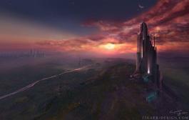 Concept Art Futuristic Cities (146)