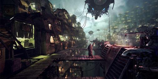 Concept Art Futuristic Cities (165)