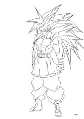 goku coloring pages (20)