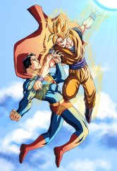 goku-vs-superman-1