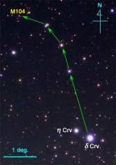 Sombrero Galaxy (M104, NGC 4594) (19)