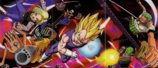 Dragon Ball Z - Other Universes (40)