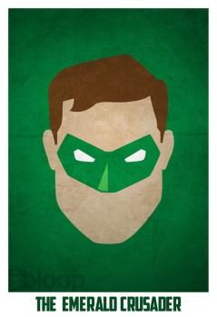 Superheroes and villains minimal art posters (33)