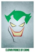 Superheroes and villains minimal art posters (58)