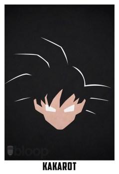 Superheroes and villains minimal art posters (7)