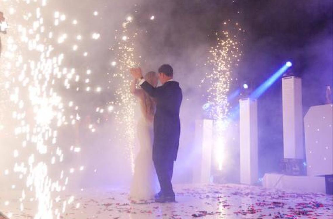 pista de baile boda