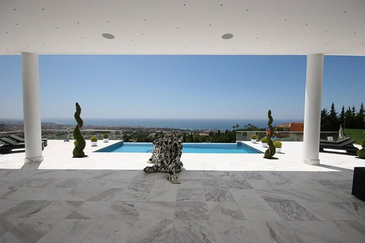 Villa Contemporanea en Marbella