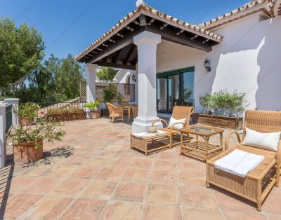Holiday Villa in Sierra Blanca