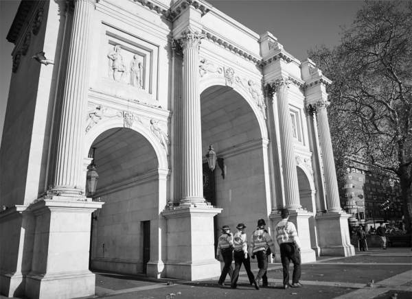 Story Of Marble Arch