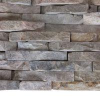 Split Face Mini Mosaic Tile Ledge Stone Beige