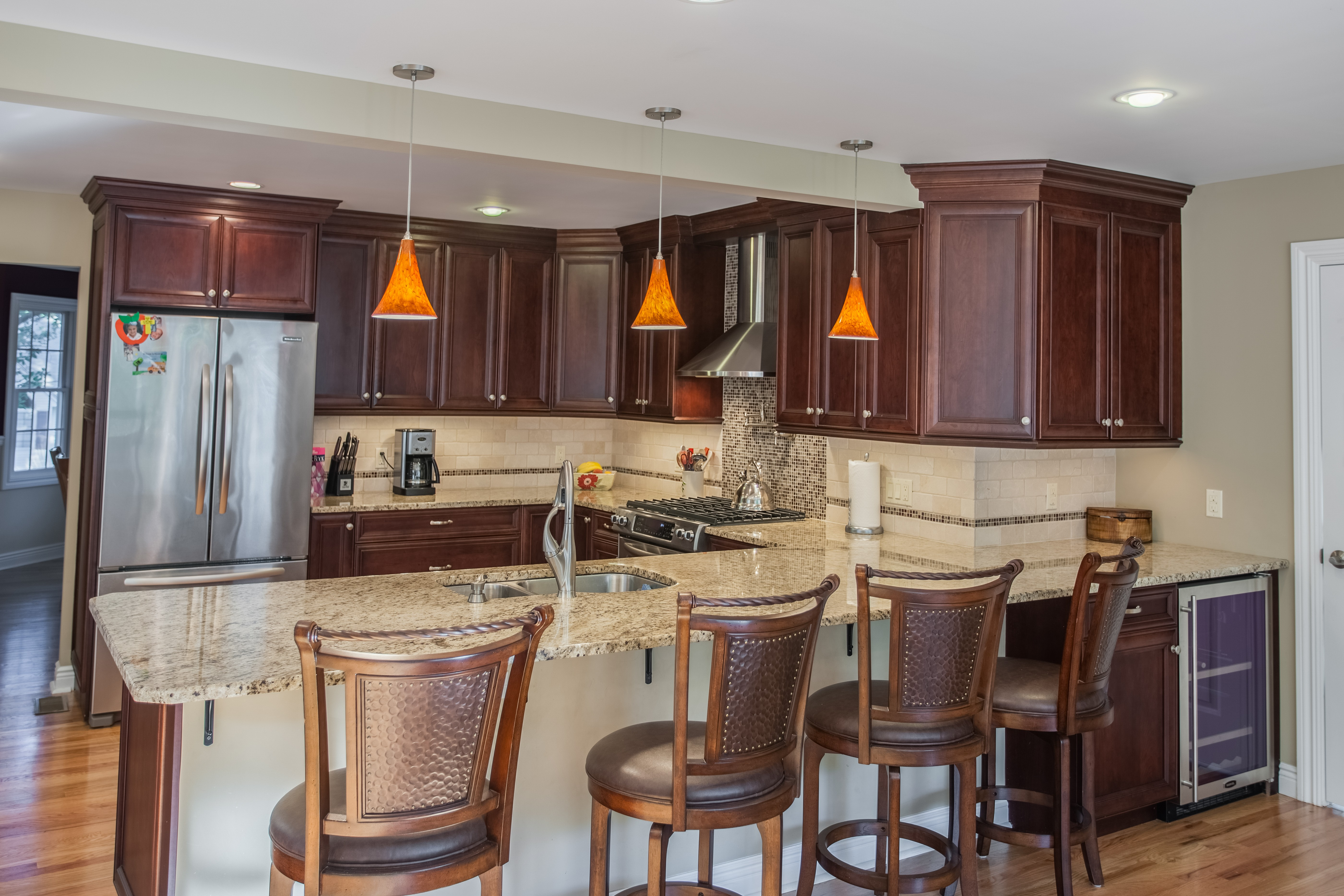 Best Granite For White Cabinets