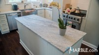 White Kitchens with Gray Countertops, design trends ...