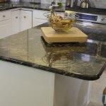 Blue Fantasy Granite Kitchen Marble Com