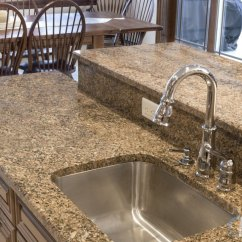 Used Kitchen Cabinets Nj Sinks Drop In Double Bowl Key West Gold Granite Countertops