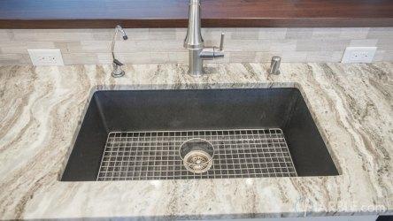 fantasy brown countertop quartzite kitchen marble kitchens