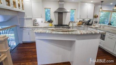 fantasy brown quartzite kitchen countertop modern marble kitchens