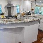 kitchen modern quartzite fantasy brown marble countertop