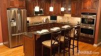 Tan Brown Kitchen Countertops