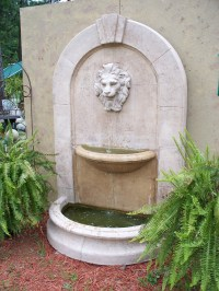 wall fountain | stone carving supplier