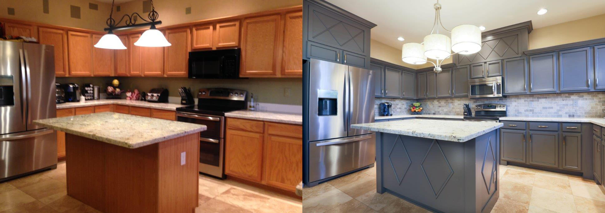 Cabinet Refacing Marblecast Of Michigan