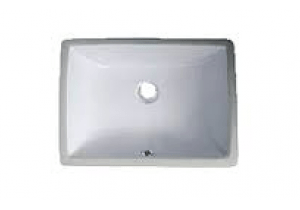 Undermount Rectangular Bathroom Sink