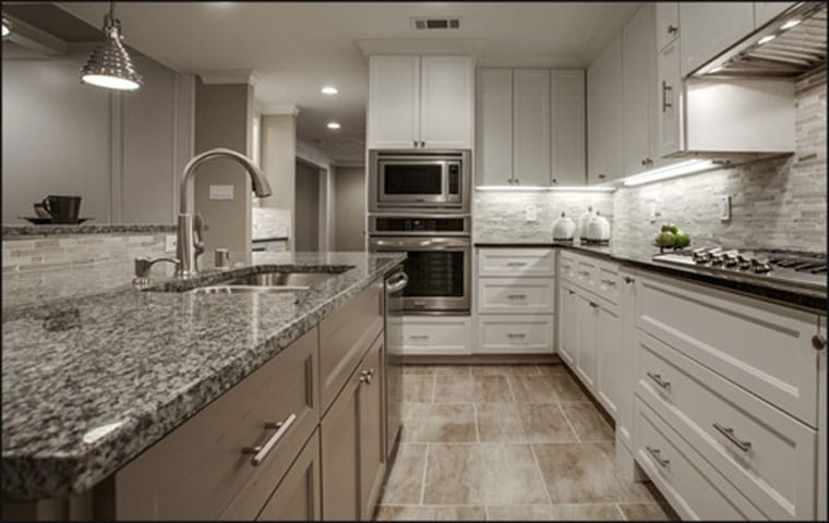 SLTNG TH RGHT KITCHEN COUNTERTOP FR YOUR KITCHEN