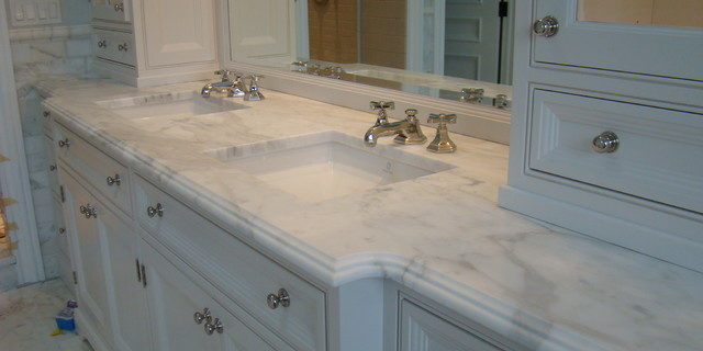 Custom Bathroom Vanity Tops With Sinks