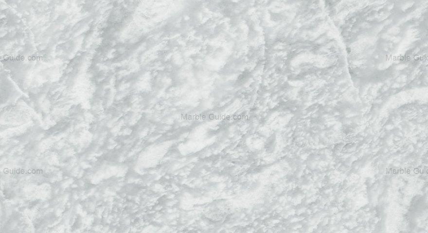 Agia Marina Clouded Semi-White Greek Marble