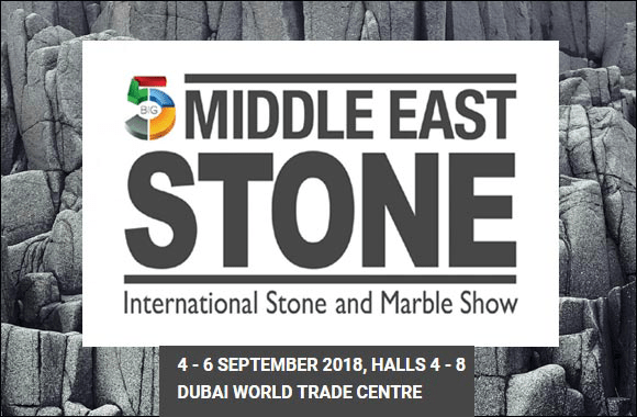 The Big 5 - Middle East Stone Exhibition