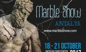 STONE DESIGN SHOW, 18 – 21 October 2017, Antalya (II)
