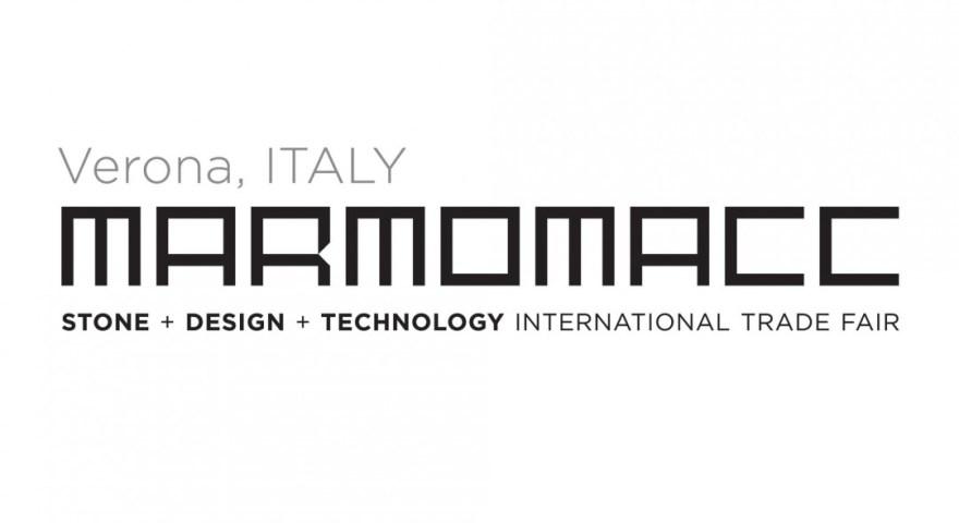 MARMOMACC VERONA 2016 - STONE - DESIGN - TECHNOLOGY LOGO