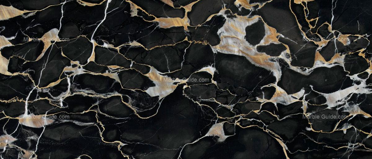 Nero Portoro Italian Marble Marble Guide