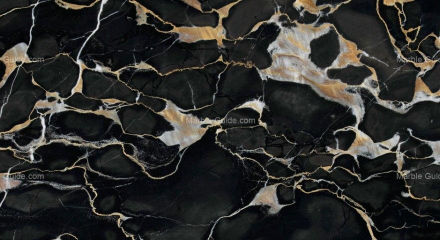 NERO PORTORO Italian marble | Marble Guide
