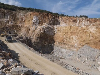 Quarry Kavalas Slate (GREECE)