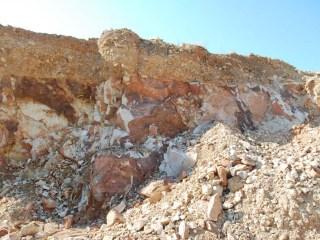 Quarry Mandras Sandstone (GREECE)